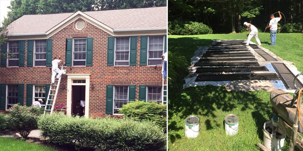 Wockenfuss Exterior Painting Contractor Howard County