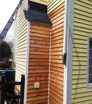 Cedar Siding Repair Columbia MD