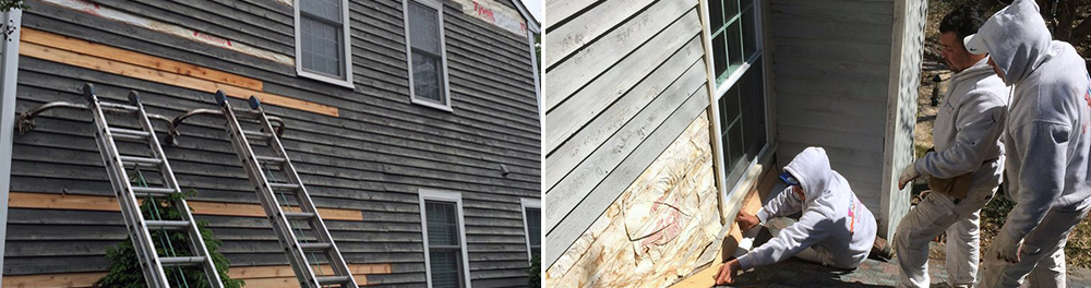 Cedar Siding Wockenfuss Painting Specializes