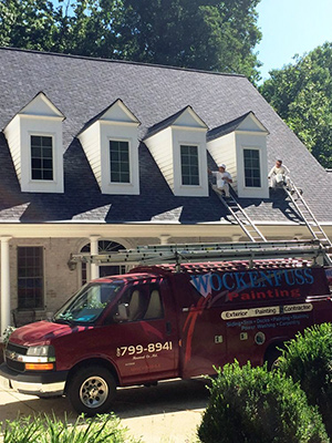 Dormer Painting Maryland