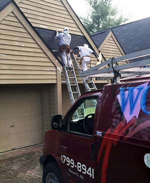 Ellicott City MD Exterior Painter