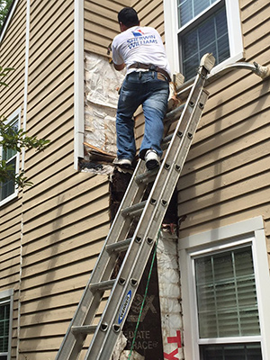 Exterior Home Siding Repairs Maryland